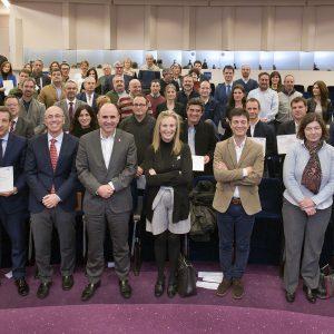 El Gobierno de Navarra reconoce a las empresas que en 2018 han aplicado la metodología InnovaRSE, sobre responsabilidad social empresarial